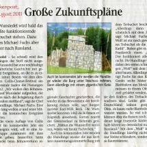 frankenpost 17 August 2011
