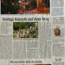 frankenpost 22 august 2011